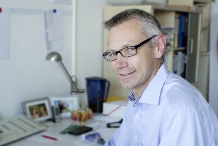 Geschäftsführer Lars Drückhammer