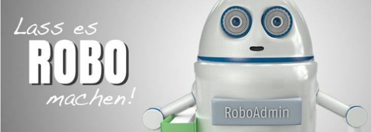 RoboAdmin-Technologie