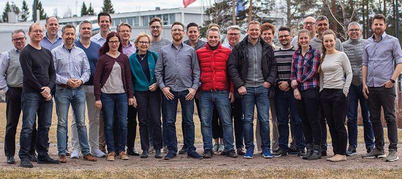 Teilnehmer des Plus 3000-Programms