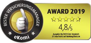 simplr bester versicherungsmanager award 2019