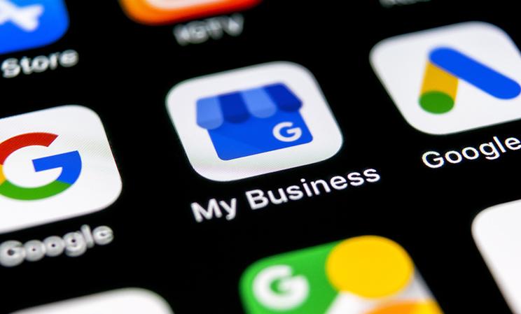Google My Business Unternehmensprofil anlegen