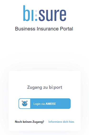 oAuth Einbindung bei bi:port