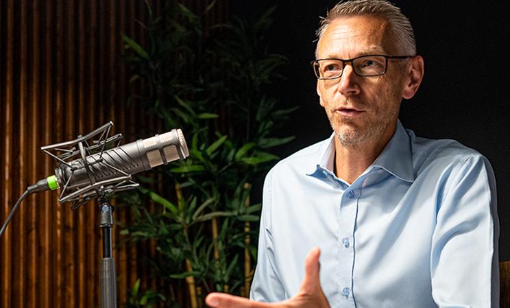 Lars Drückhammer im Interview mit Christian Buschkotte