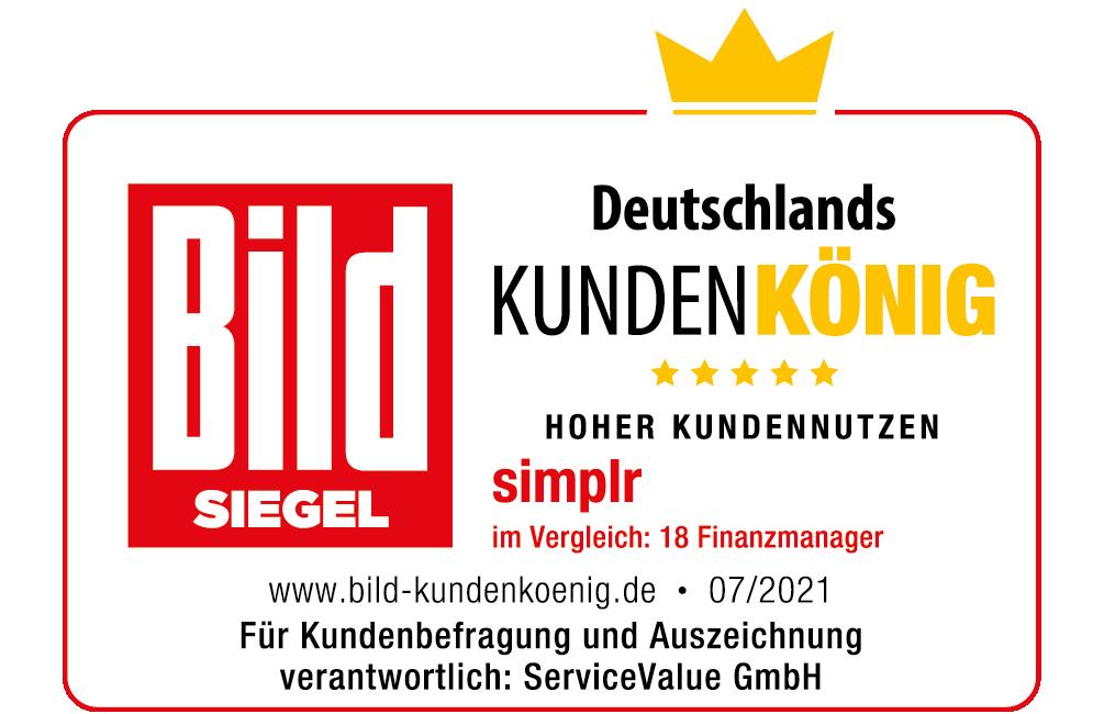 BILD_Siegel_Kundenkoenig_hoher_simplr