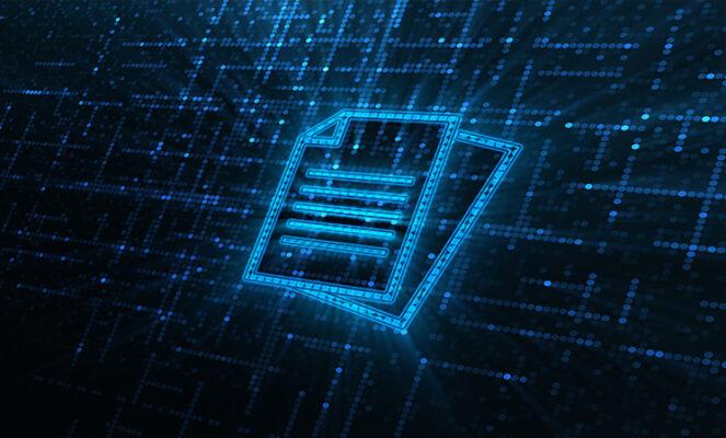 Dokumentenverarbeitung bei blau direkt